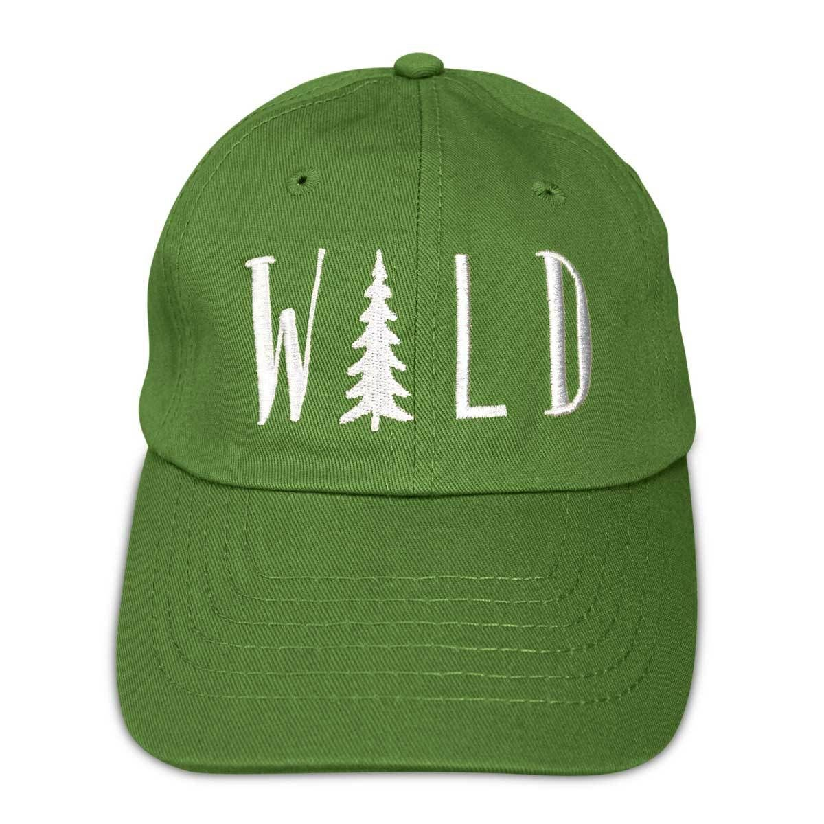 4052b794bdb Hiking Hats Dad Hat WILD Custom Caps Embroidered Cap in 2019 ...