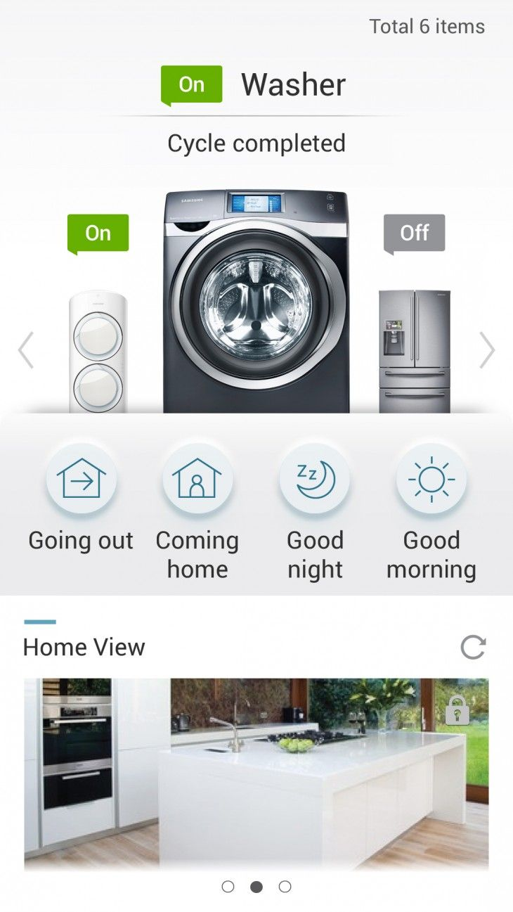 Samsung Rolls Out Smart Home Service In Korea And Us Smart Home