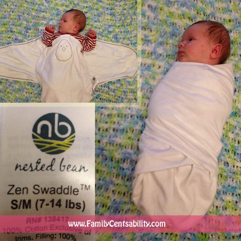 huge discount 2bfa7 441bf Review: Zen Swaddle Mimicks Mother's Touch | {Best of Family ...