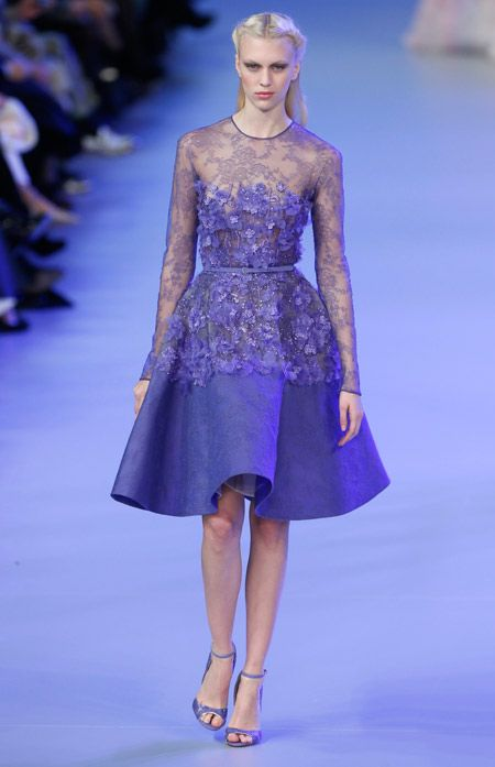 Spring/Summer 2014 Haute Couture by Elie Saab