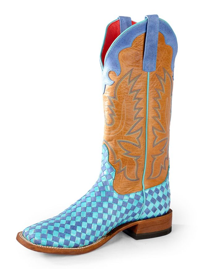 19d7117f534 Winter Blues: Macie Bean Boots   Ride 'em Cowboys & Girls ...