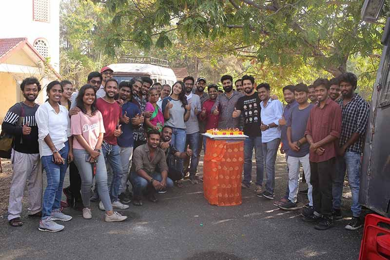 Harish Kalyan-Priya Bhavani Shankar's highly anticipated film shooting wraps up.