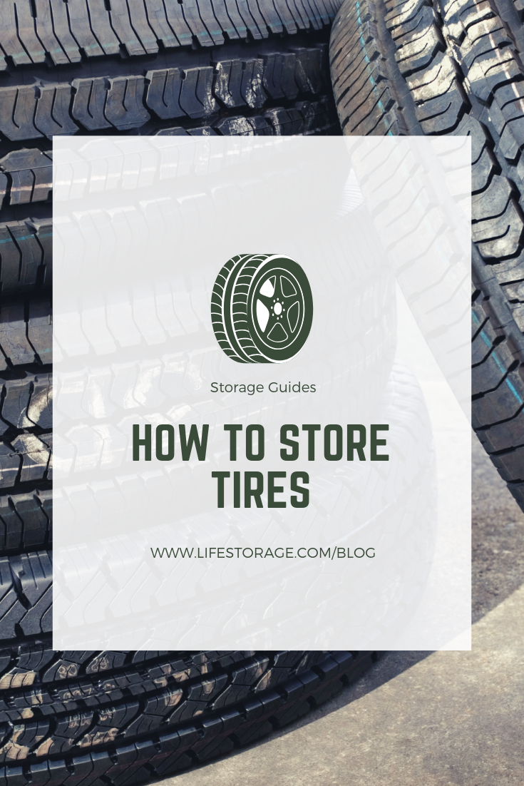 How to Store Tires to Avoid Dry Rotting and Prolong Their