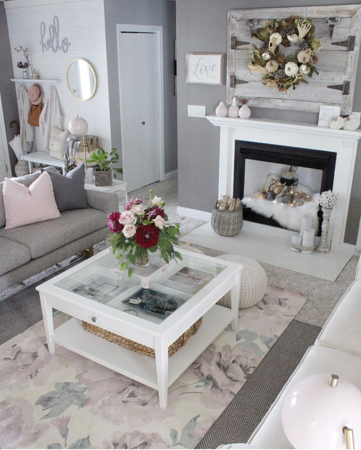 Pin by Lori Ireland on For the Home Rug sale, Farmhouse