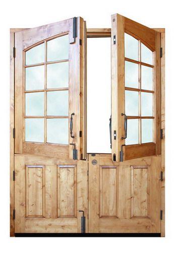 Double Dutch Door Ideas