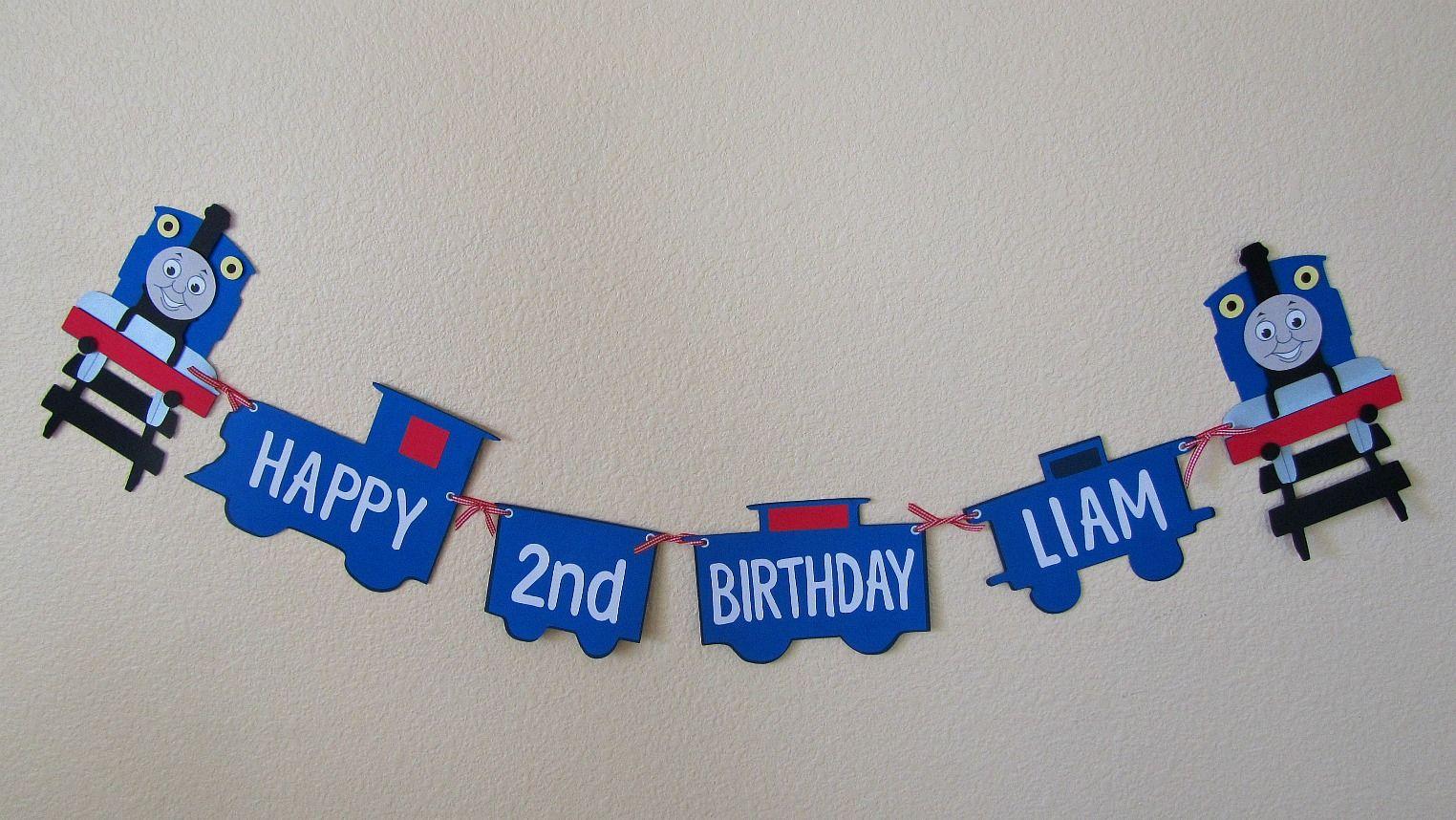 thomas the train invitations - Google Search | Birthday Party Ideas ...