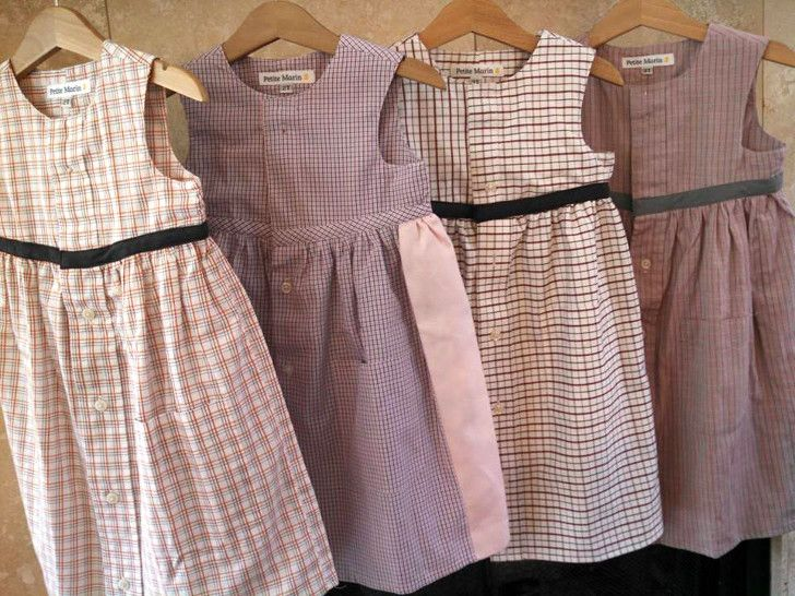 Recycled clothing online