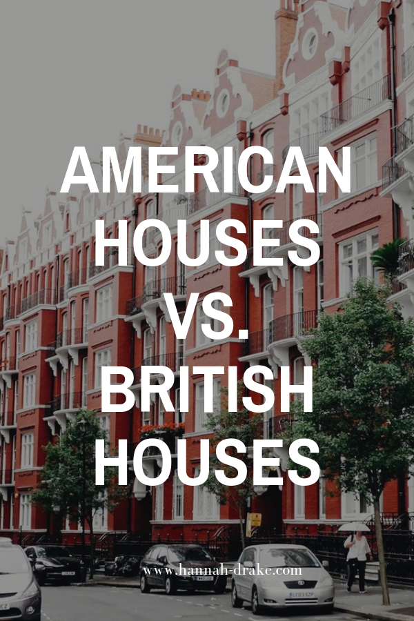 American Houses Vs British Houses Hannah Drake American Houses Pantry Inspiration House