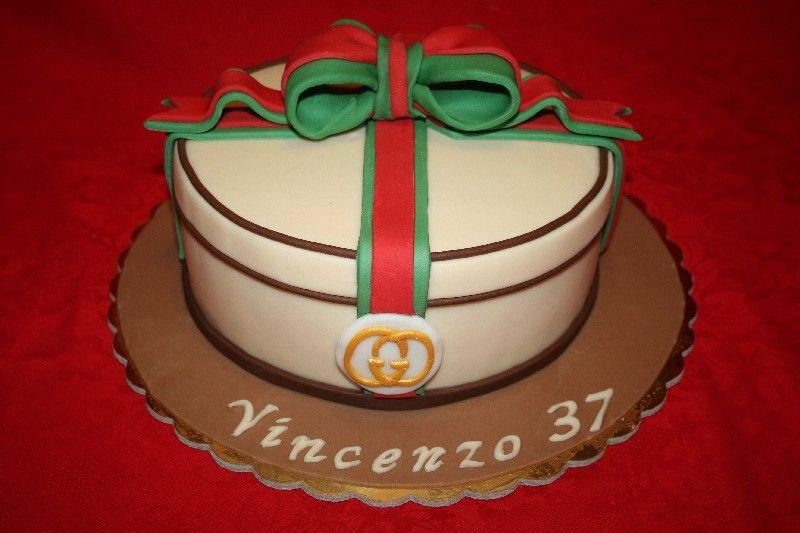 Torta Gucci Gucci cake