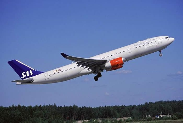 Airbus A330 Aircraft History Facts And Pictures Scandinavian Airlines System Sas Airlines Airbus