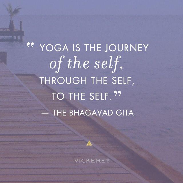 Inspiration From Bhagavad Gita Yoga Quotes Online Yoga Classes Yogi Quotes