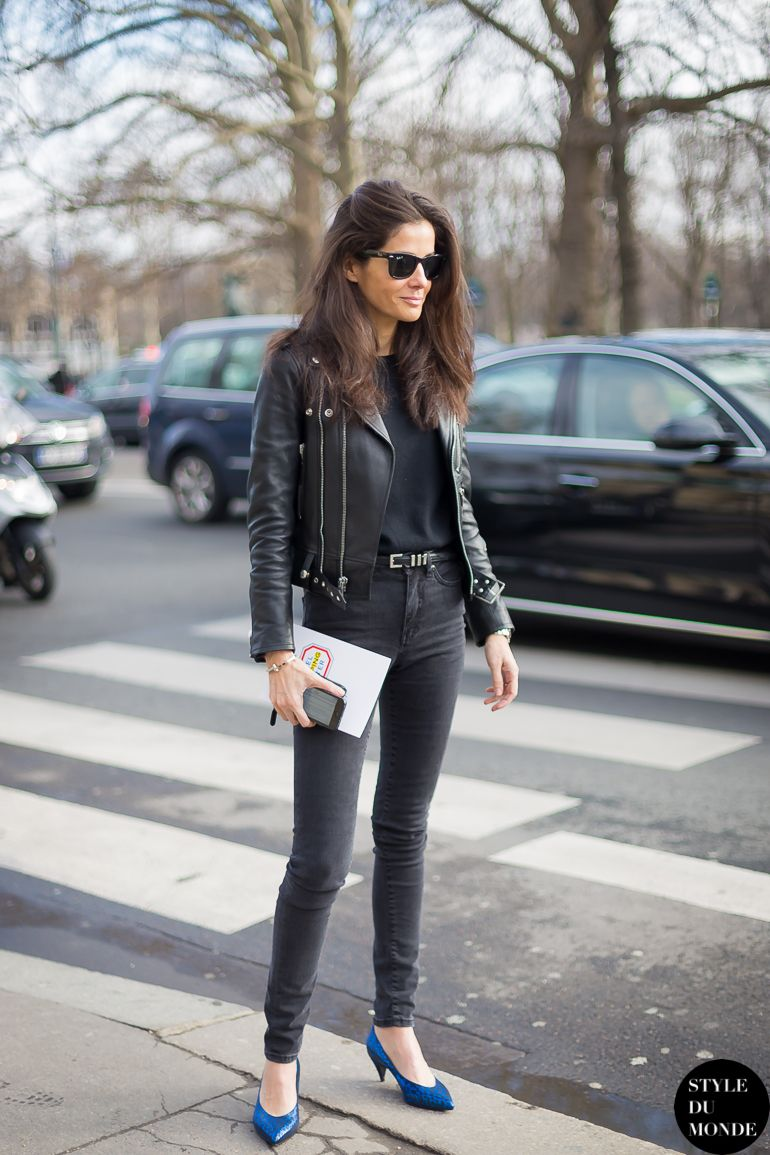 Madrid-born Barbara Martelo works primarily with Spanish Vogue and Vanity  Fair, but she actually started her career in the legal department at Zara's  parent company, Inditex, after graduating from law school. She also  consulted for Balmain with the now-editor in chief of Vogue Paris Emanuelle