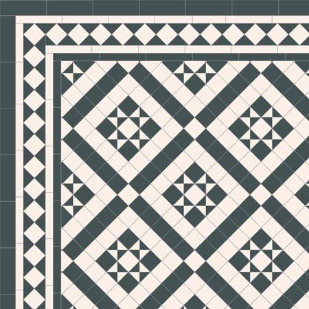 Victorian Tiles Flooring Pattern Bathroom Tiled Floors Floor Patterns Tile Hall