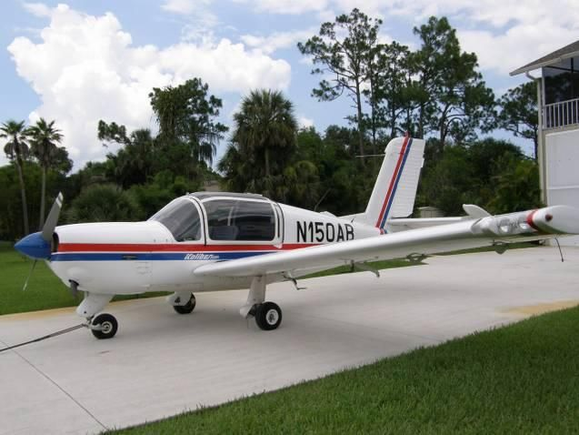 1994 PZL Koliber 150A