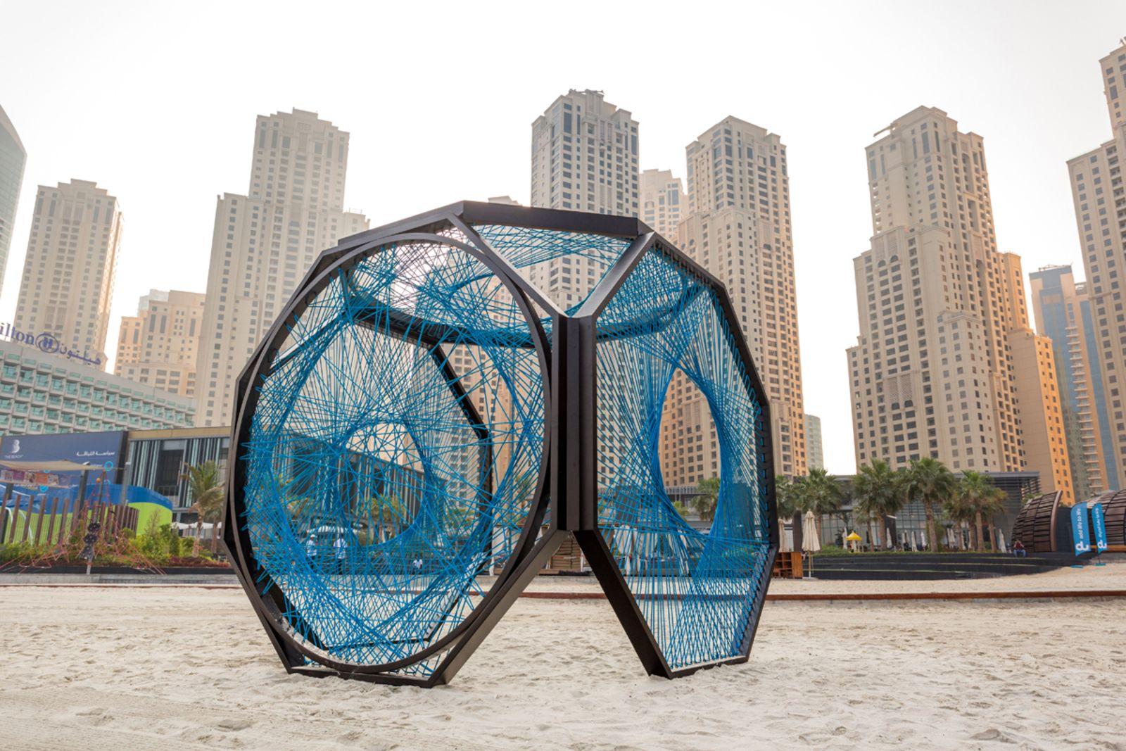 Dubai Design Week: Aljoud Lootah's Yaroof - Cool Hunting