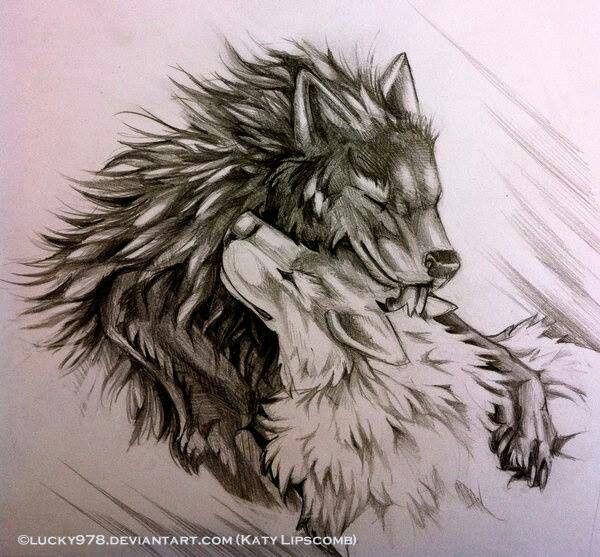 Tribal Two Wolves By Bad Wolf 5 On Deviantart Desenhos Tatoo Design Grafico
