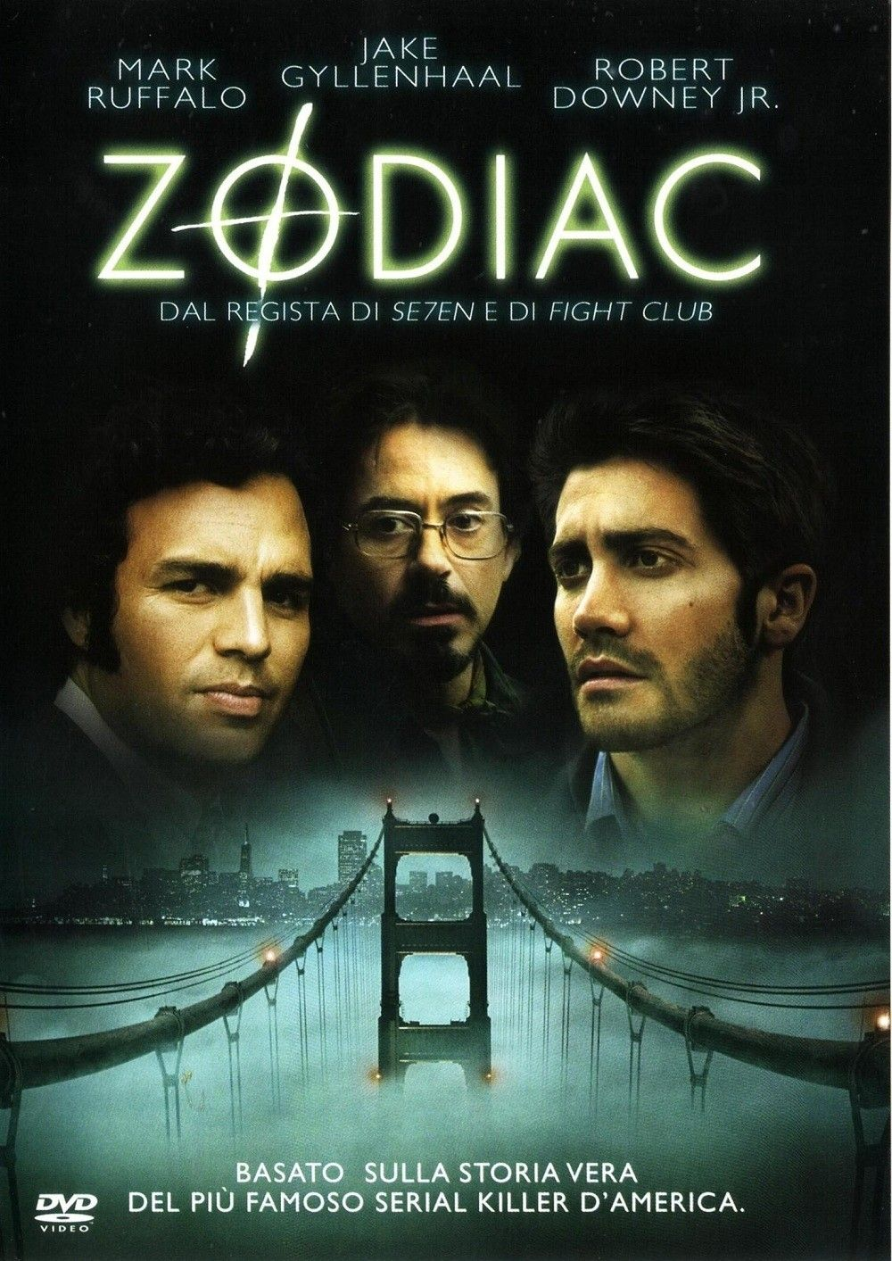 Poster Of Zodiac 2007 In Hindi English Dual Audio 300mb Compressed Small Size Pc Movie Free