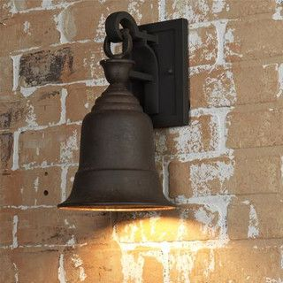 Liberty Bell Outdoor Wall Lantern Traditional Lighting By Shades Of Light
