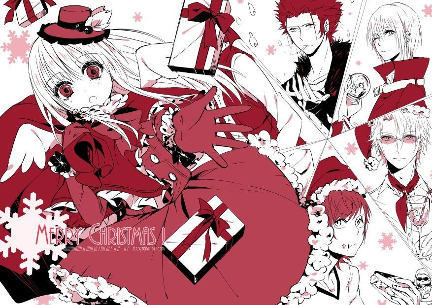 anime christmas k project - Szukaj w Google   K-project ...