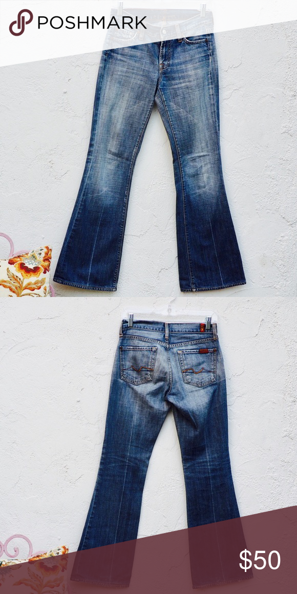 7 FOR ALL MANKIND | Flare Jeans Great condition. 7 For All Mankind Jeans Flare & Wide Leg