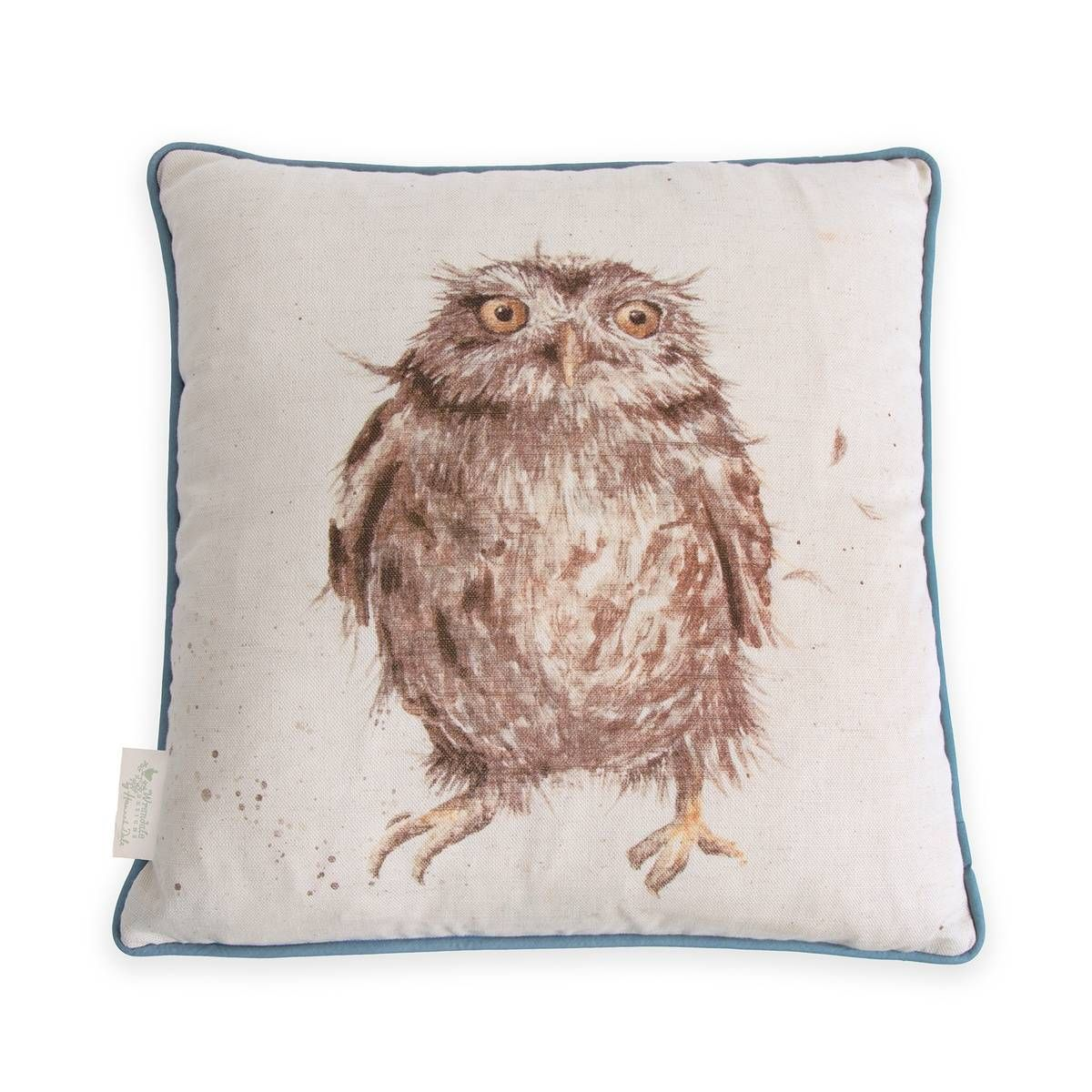 Wrendale Owl Cushion, ideal prezzi for Mother\'s Day - we all know at ...