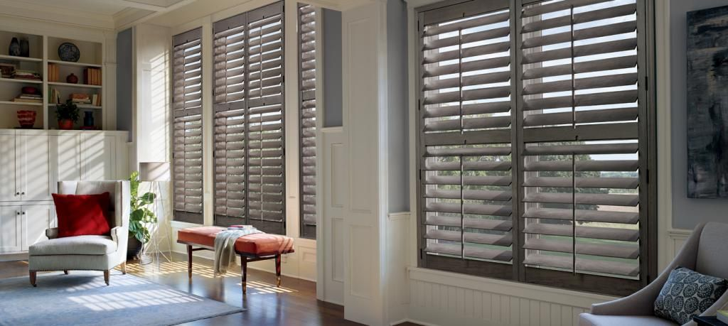 Plantation Shutters In Springfield Nebraska Windows