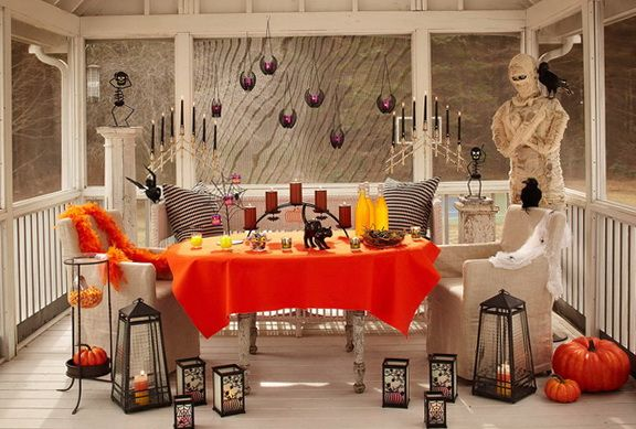 Halloween Interior Design 15 halloween tablescapes and party decorations part 1 check us out