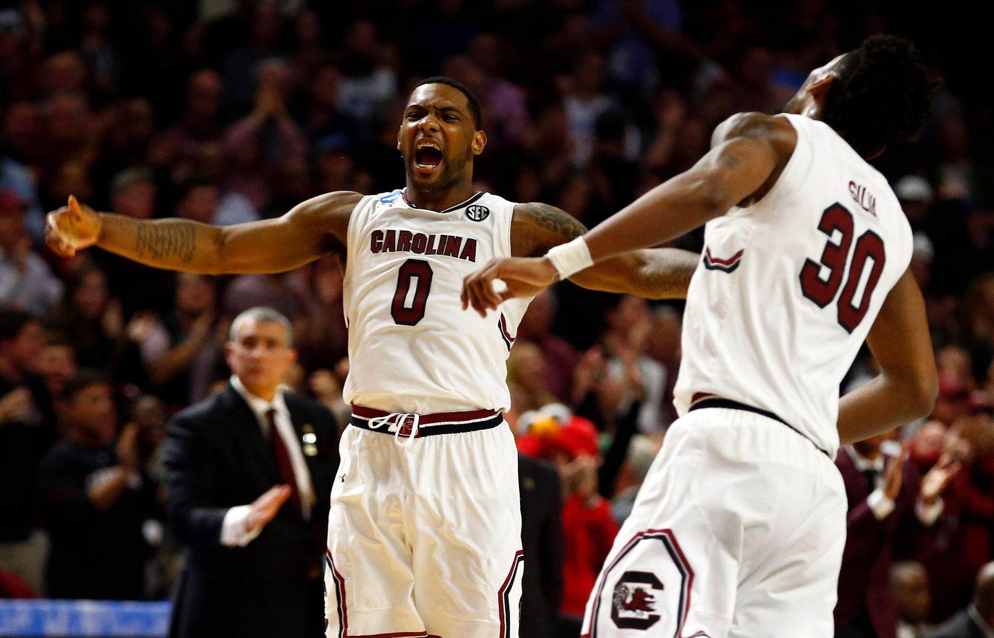 For south carolina a tournament win was a long time