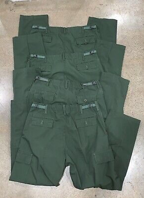 4 VF Imagewear Green Tactical Military Army Pants Uniform Mens Jeans 38 X 31 LOT #fashion #clothing #shoes #accessories #specialty #uniformsworkclothing (ebay link)