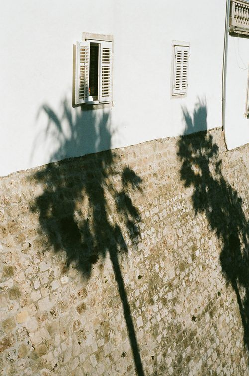 A visual diary of photographer Kourtney Jackson's journey to the country along the Adriatic