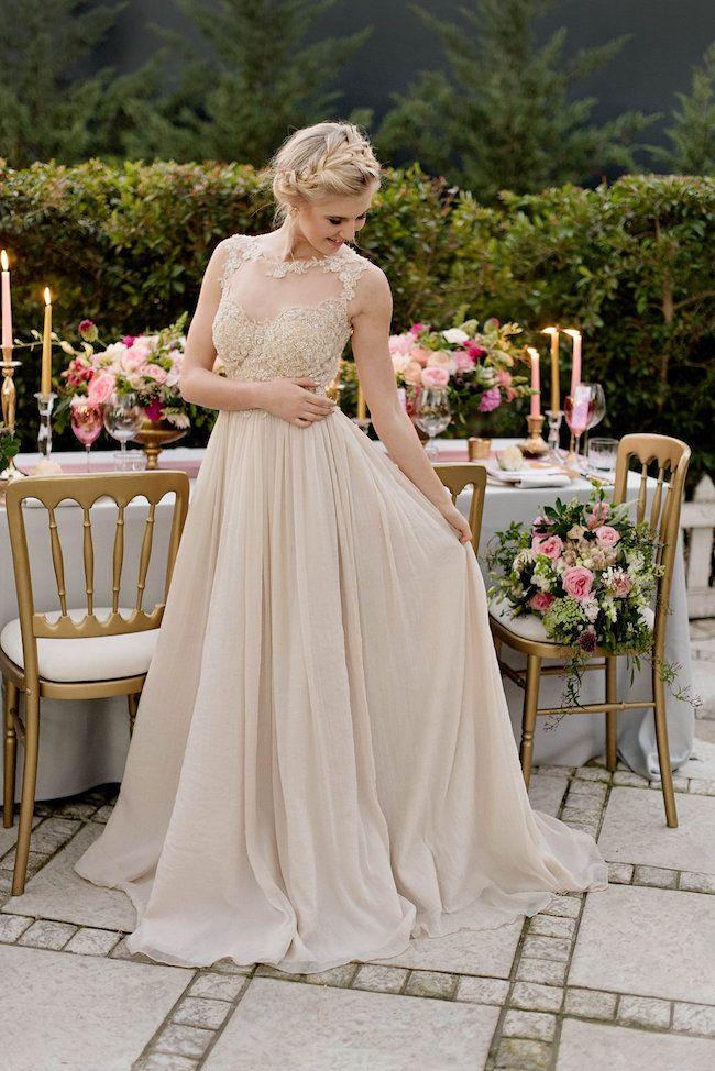 The Ethereal Ballerina: Ballet Bride Wedding Inspiration   Pinterest ...