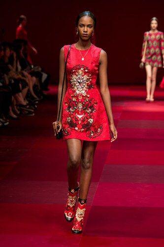 Dolce&Gabbana - Milan Fashion Week P/V 2015