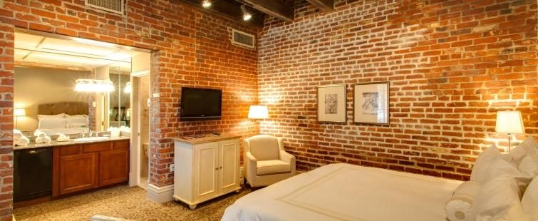 Dauphine Orleans Hotel, my favorite room