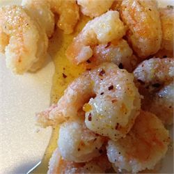 Honey Orange Firecracker Shrimp #firecrackershrimp