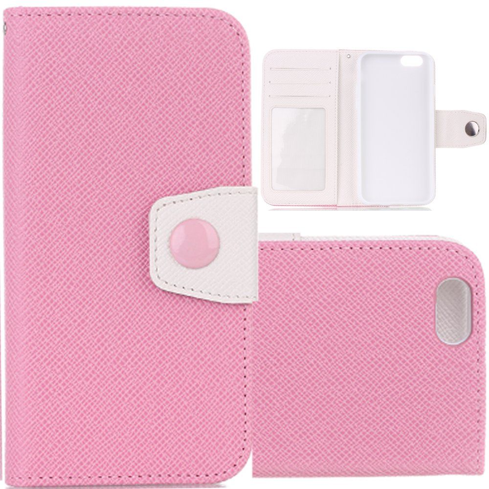 Abtory iPhone 7 Cover for Girls,iPhone 7 Folio Leather,iPhone 7 Flip Case [Card Slotsa] Leather Wallet Cover with Stand Function for iPhone 7 (2016) 4.7 Inch -- Awesome products selected by Anna Churchill