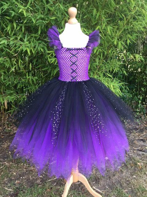 b8a1af320624c9 Des petites robes en tulle pour fêter Halloween: des créations ...