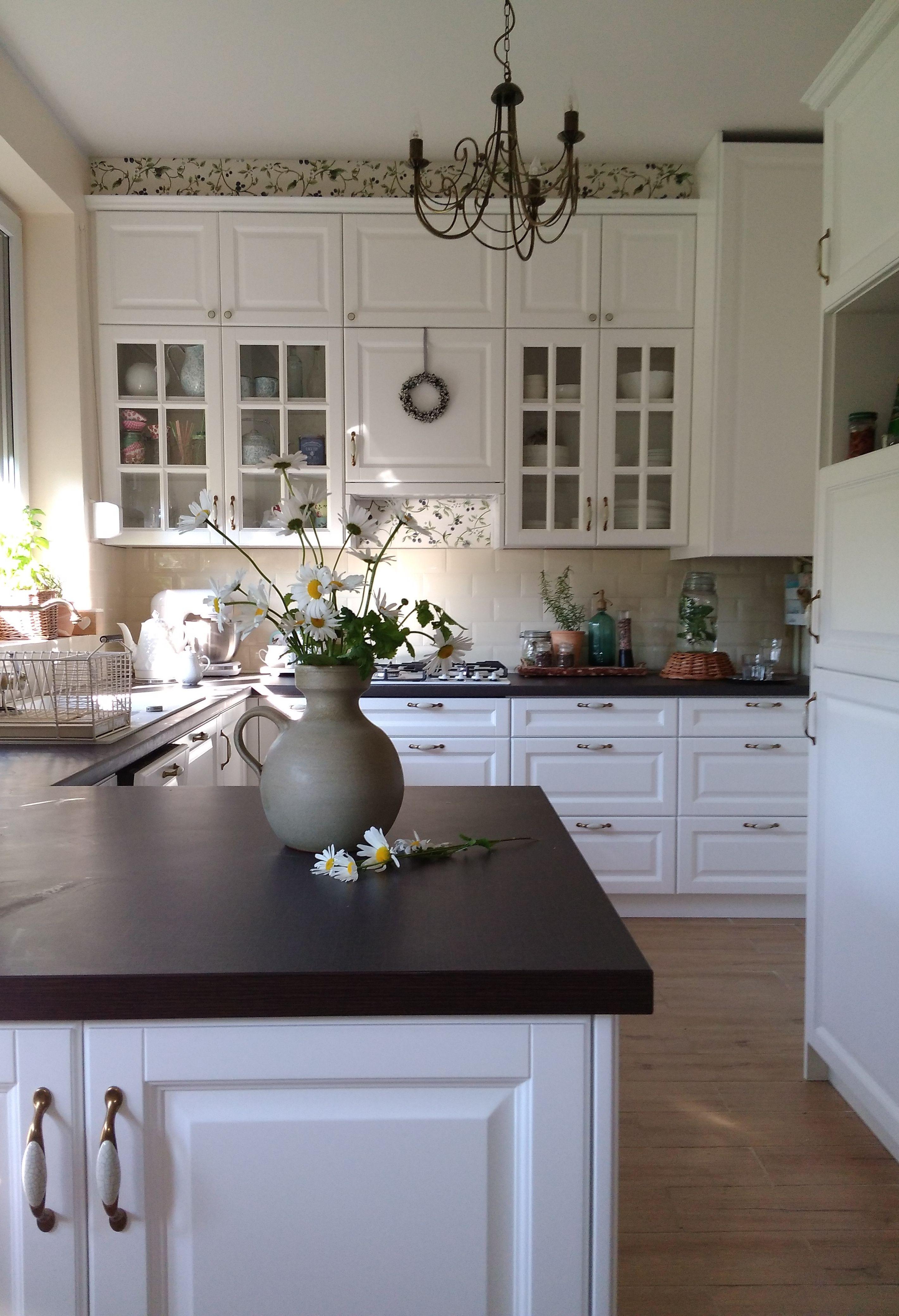 Kuchnia Angielska Beautiful Kitchens Kitchen Home Decor