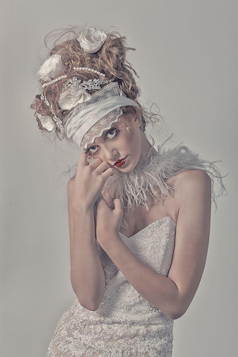 Photographer: Antonio Meliadò / Style, Hair & Mua: Giacomo Puglisi