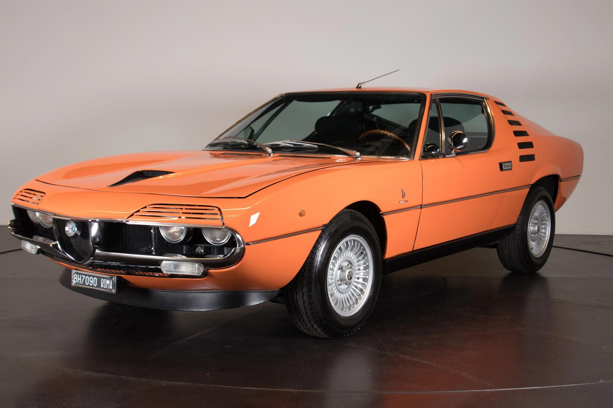 1973 Alfa Romeo Montreal Classic Driver Market