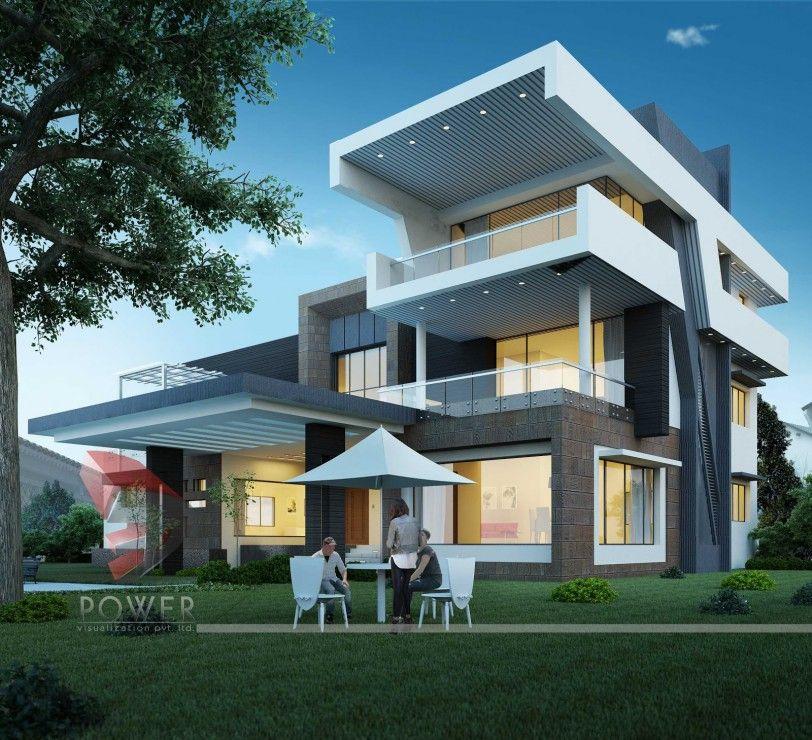 Villa House Design In Contemporary Home Designs To Modern Building Architecture Ideas On Desig Contemporary House Design Modern House Plans Modern Architecture