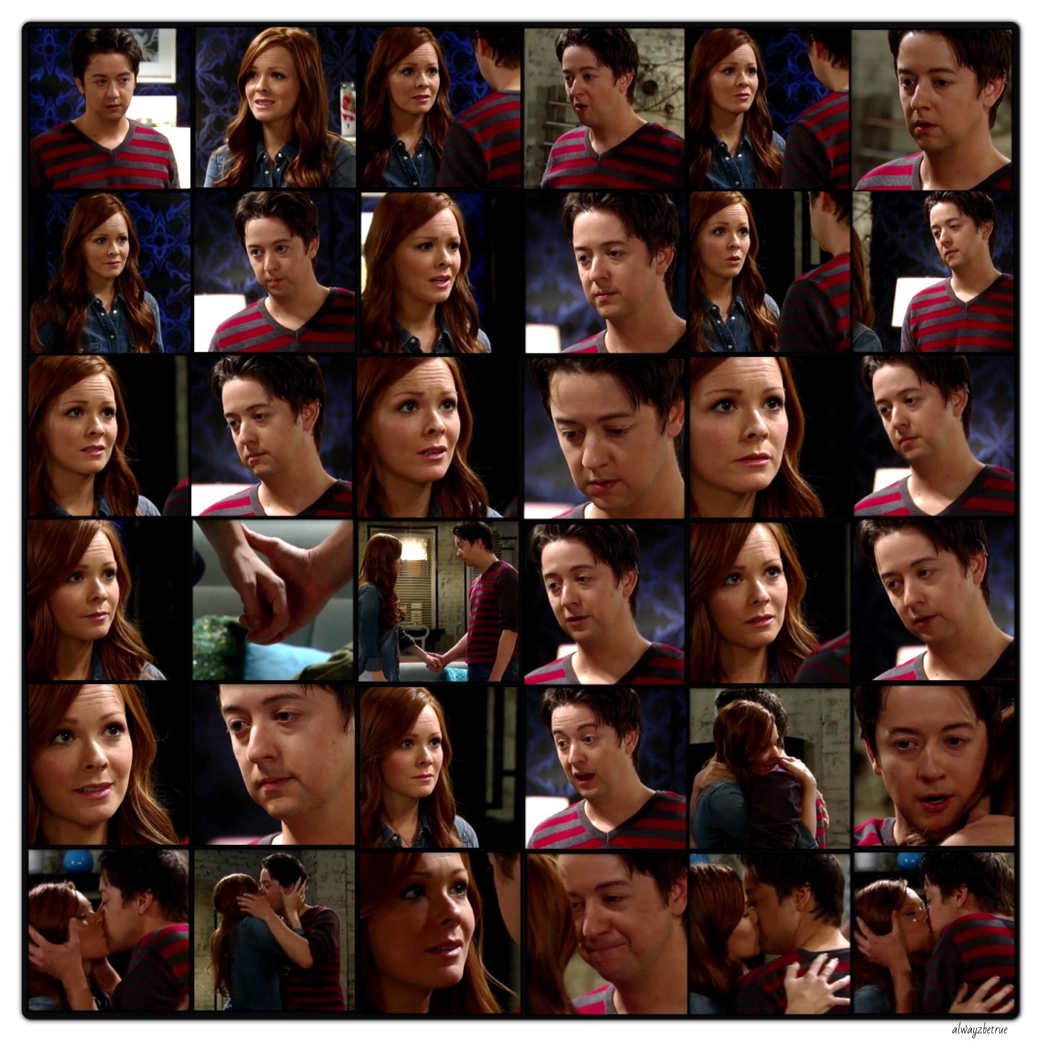 #GH #GH50 *Fans if used please keep/give credit (alwayzbetrue)* #SpinEllie #Spellie Spinelli & Ellie