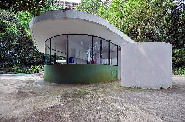 openhouse barcelona shop gallery architecture oscar niemeyer casa das canoas rio de janeiro 8