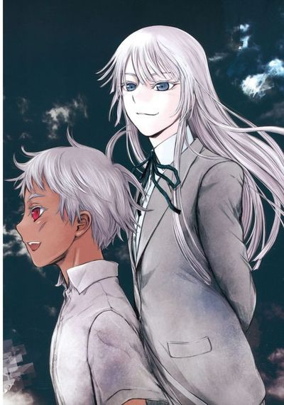 Jonah and Koko (Jormungand) | Anime and Manga | Anime, Manga