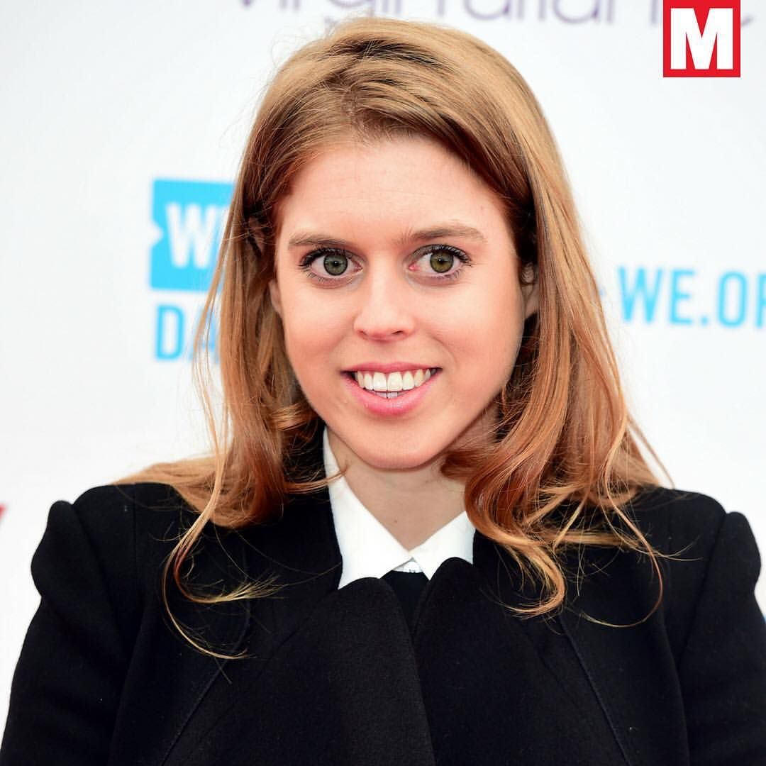 Happy Birthday Princess Beatrice. The Eldest Daughter Of