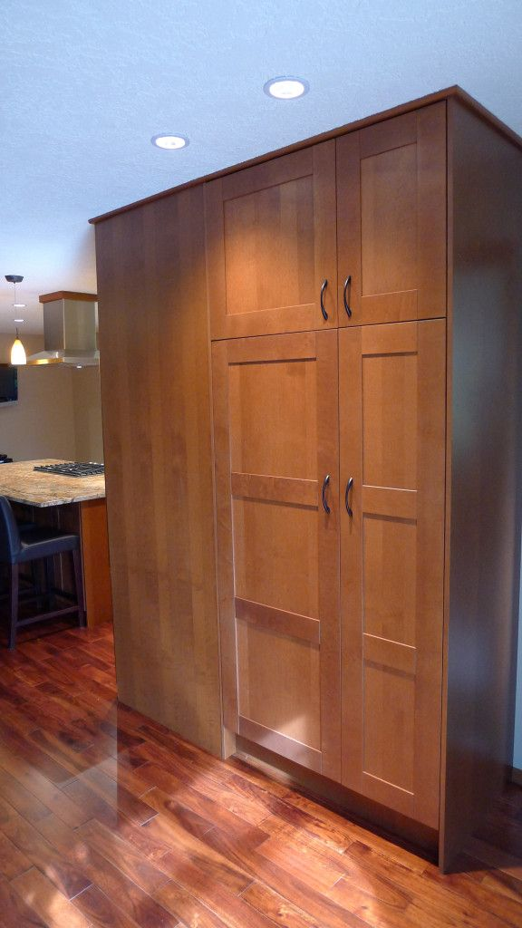 Ikan Kitchens - Page 2 | Custom pantry, Tall cabinet ...
