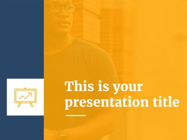free professional presentation for startups - powerpoint template, Presentation templates