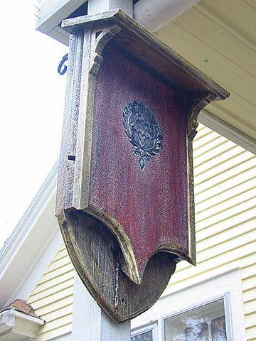 Gothic Bat house | Bat Houses – Organization for Bat Conservation