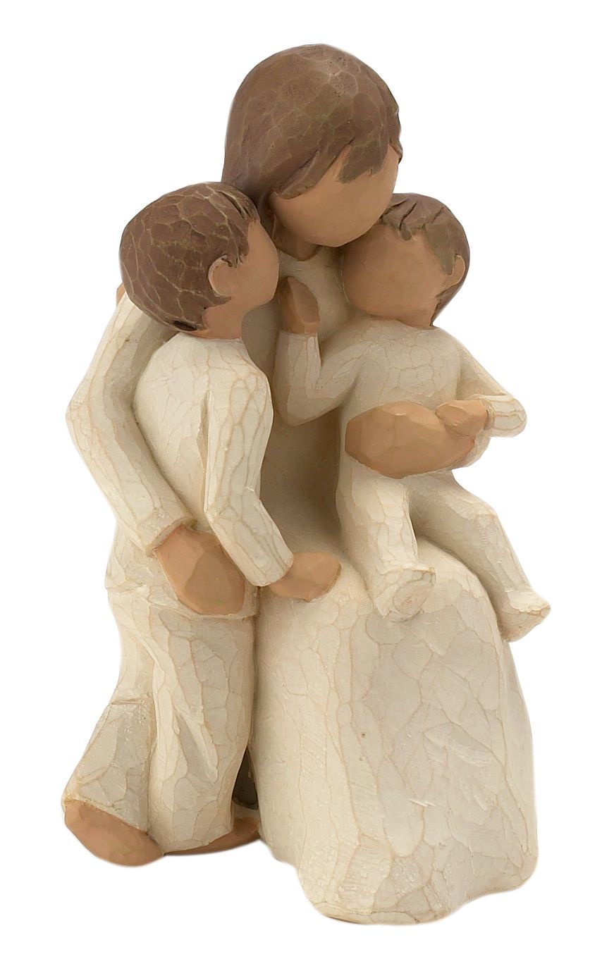 Willow Tree Figurines Have A Nice Collection So Far Willow Tree Figurines Willow Tree Figures Willow Figurines