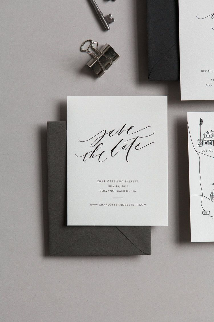 black and white wedding cards pinterest%0A Weddings