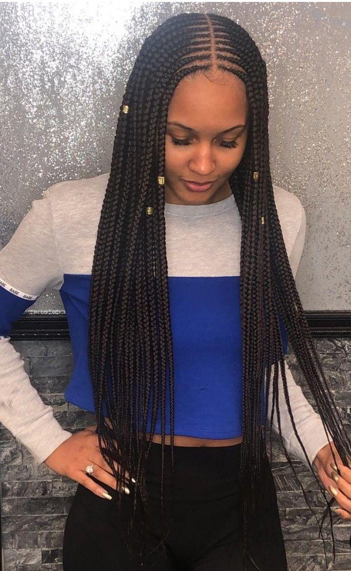 48+ Loose braids for black women ideas in 2021